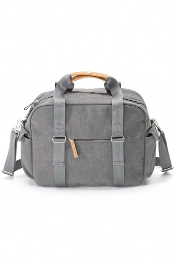 qwstion overnighter washed grey