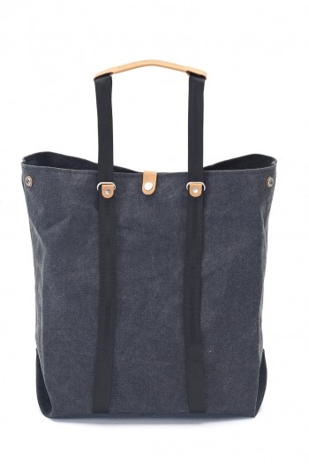 qwstion shopper washed black