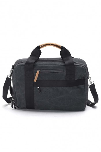 qwstion office bag washedblack