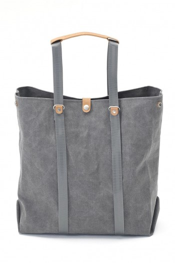 qwstion shopper washed grey