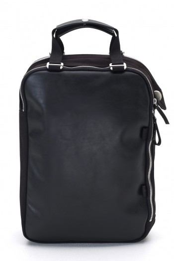 QWSTION-DAYPACK_BLACK_LEATHER_EDITION_FRONT