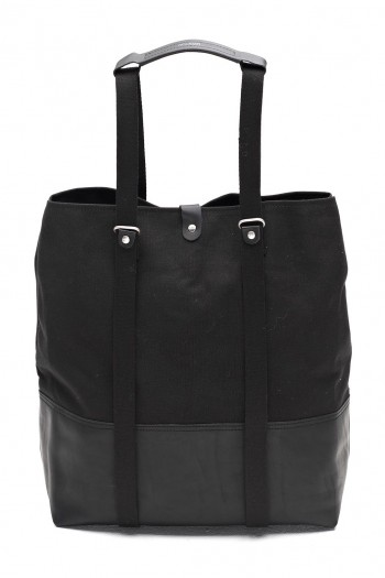 QWSTION_SHOPPER_BLACK_LEATHER_DUOTONE_FRONT