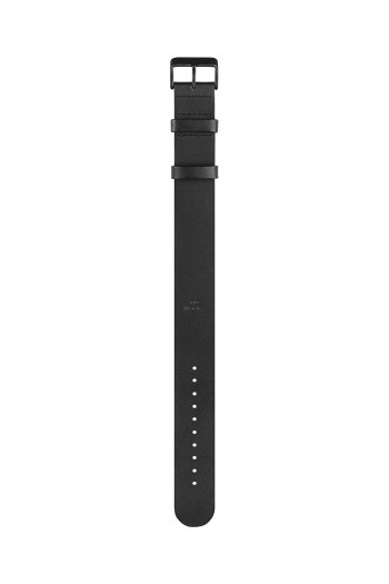 TID Black Leather Wristband 1