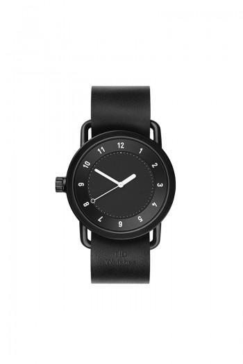 Tid No1 Black Leather