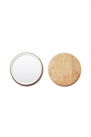 said_the_fox_Pocket_Mirror_cork
