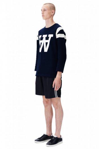 wood wood sven shorts