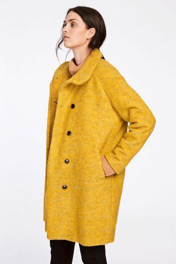 samsøe samsøe hoff jacket golden melange