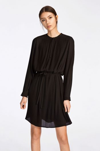 samsøe samsøe kate dress black