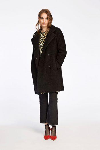 samsøe samsøe mildred jacket black melange