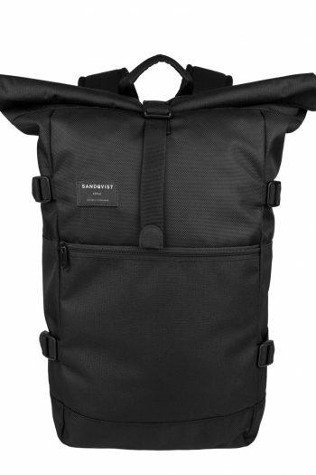 sandqvist fabian backpack in black