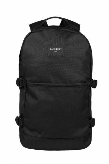 sandqvist peter backpack in black