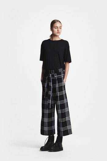 Odeur Oversize Cut Pants