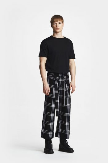 Odeur Studios Oversize Cut Pants