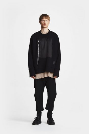 Odeur Studios Story Sweat black