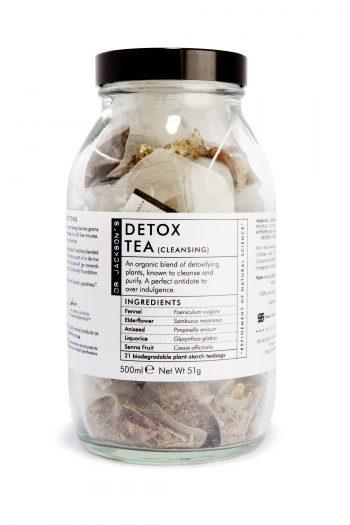 Dr Jackson´s Detox Tea