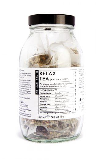 Dr Jackson's Relax Tea