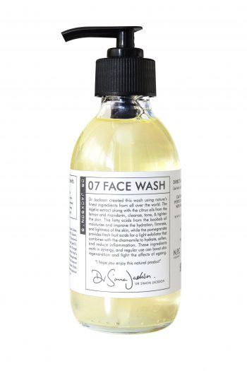 Dr Jackson´s Face Wash