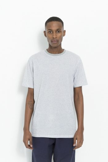 Soulland Airwrecka T-Shirt Light Grey