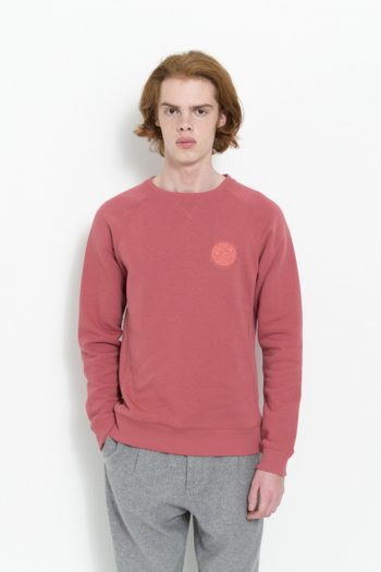 Soulland Lisner Sweat Dusty Coral