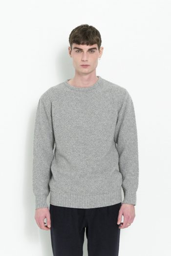 Soulland Ricketts Knit Grey
