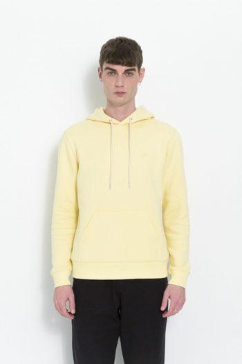 Soulland Wallance Sweatshirt Light Yellow