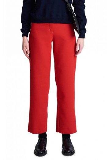 Wood Wood Althea Trousers red