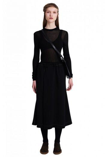 Wood Wood Camille Skirt black