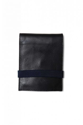 Wood Wood Canning wallet black