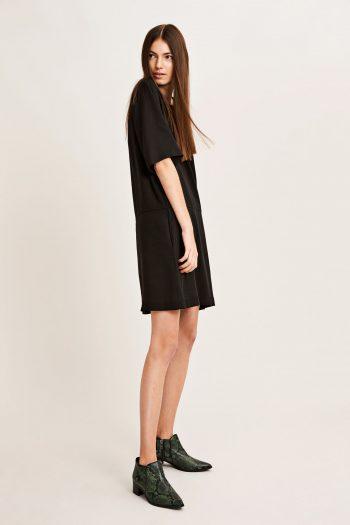 Samsoe Samsoe Adeleine Dress in black