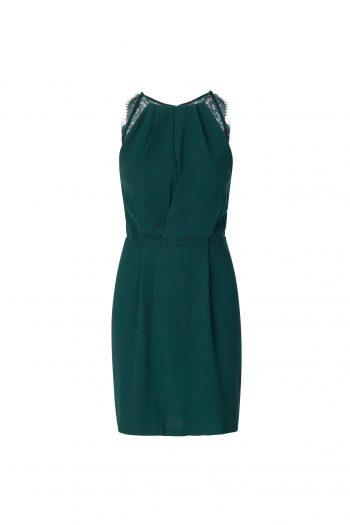 Samsoe Samsoe Willow Short Dress in ponderosa pine