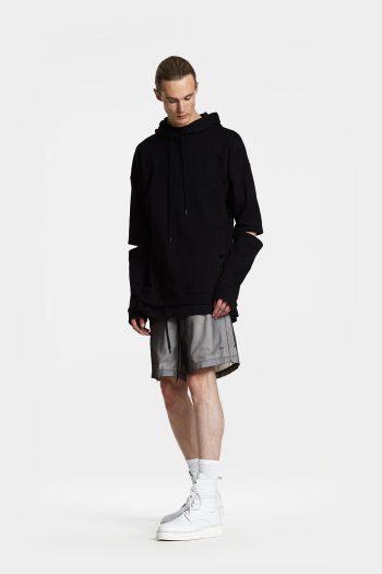 Odeur Extended Slit Hood