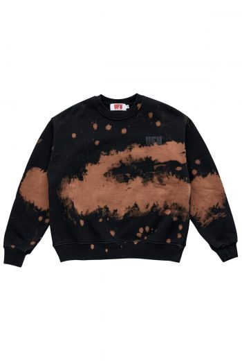 Used Future Bleached Sweatshirt in black