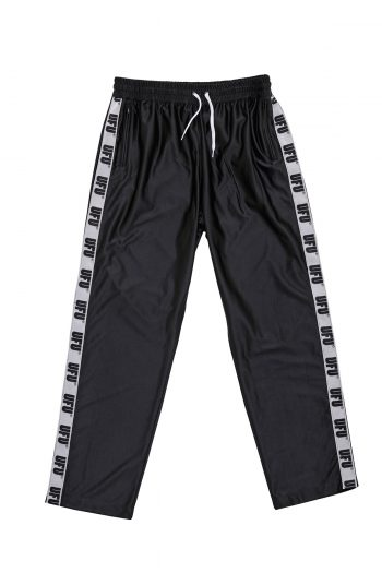 Used Future UFU Tape Pants in black