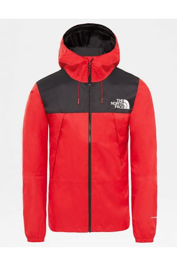 The North Face 1990 Mountain Q Jacket in red