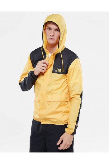 The North Face Mountain Jacket 1985 in yellow