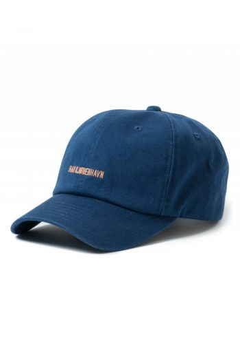 Han Kjobenhavn Cotton Cap in navy
