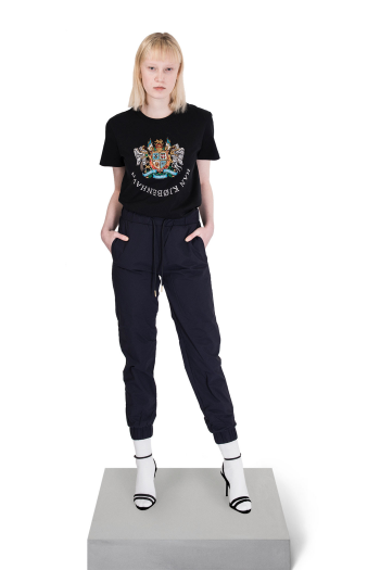 Han Kjobenhavn Track Pants Sport navy for women
