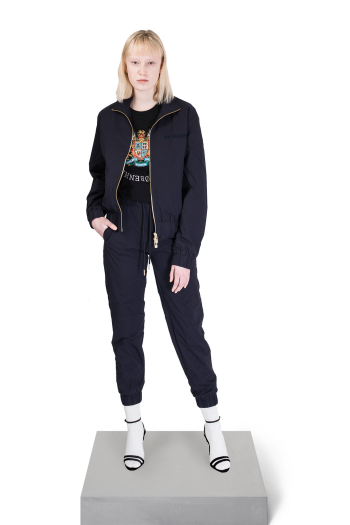 Han Kjobenhavn Track Top Sport navy for women