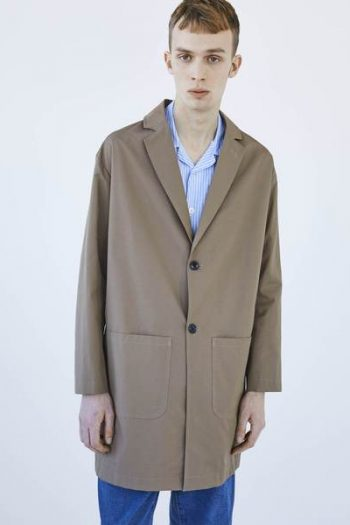 mfpen Artist Coat in khaki