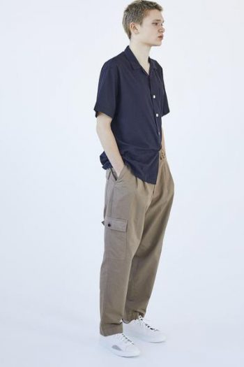 mfpen Work Trousers in khaki
